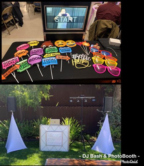 DJ & Photo Booth Packages