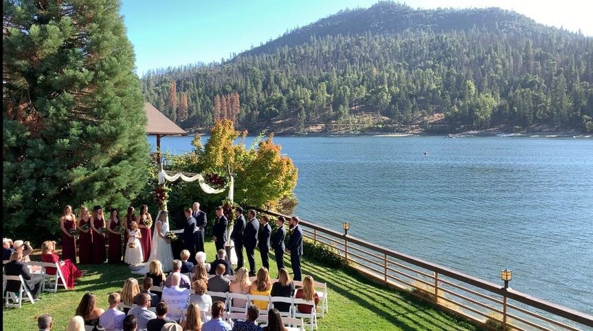 Wedding - The Pines Resort