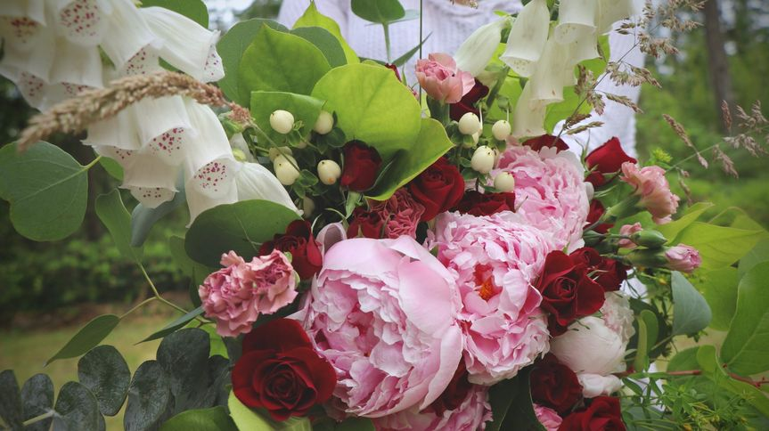 Endearing flowers