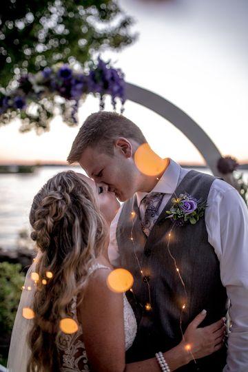 Love on a lake