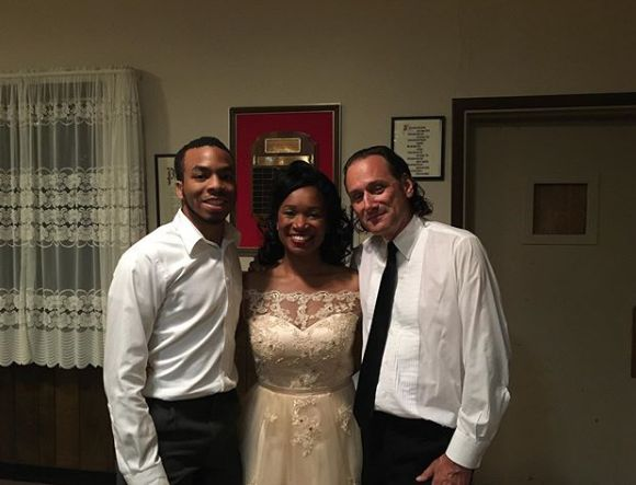 Motown wedding