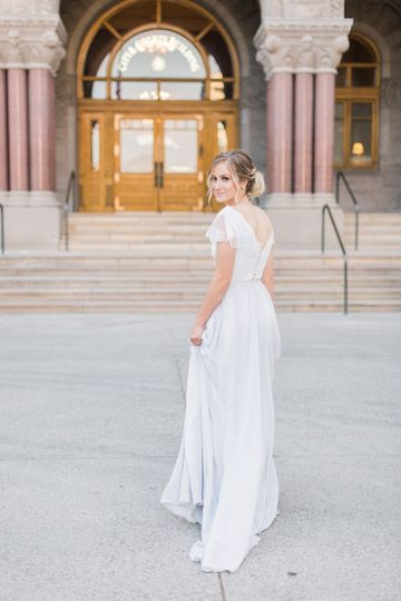 Photo: Megan Lee Photography - stunning bride