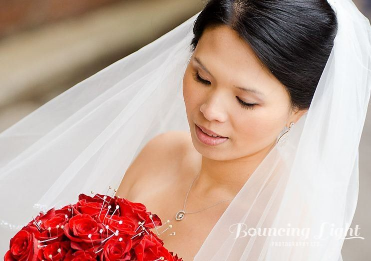 Fresh looking bride | Bouncing Light Photography