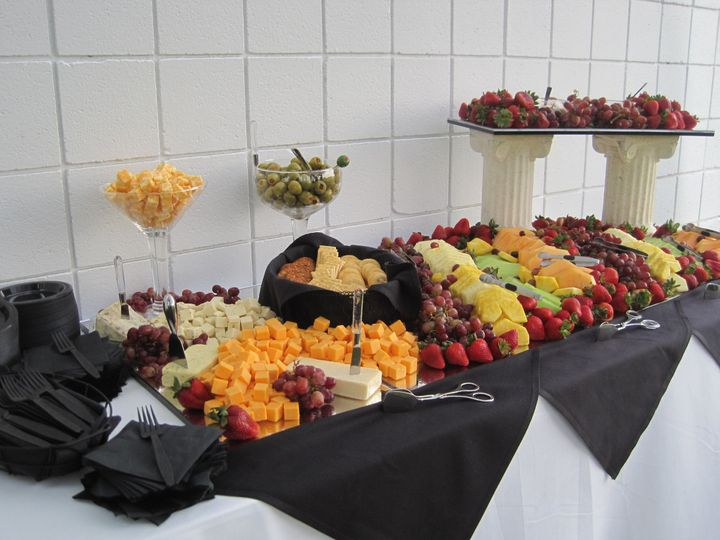 Tmx 1372276081786 Darby Dan Fruit Display Columbus, OH wedding catering