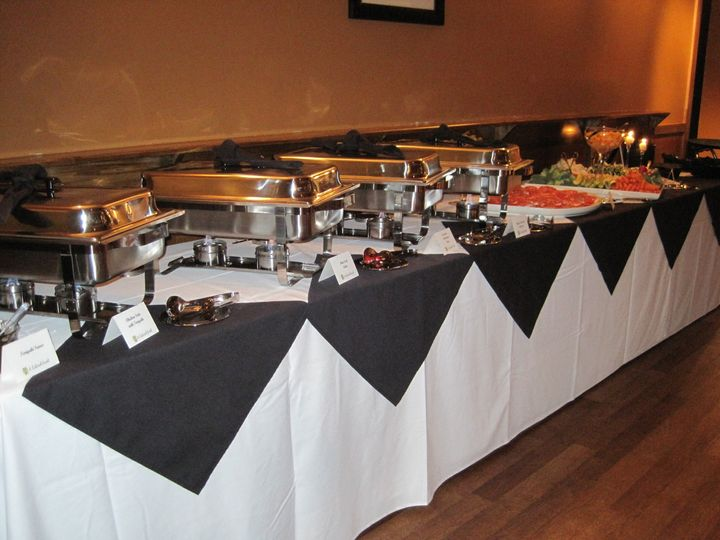 Tmx 1372277236611 Fitzpatrick Buffet Columbus, OH wedding catering