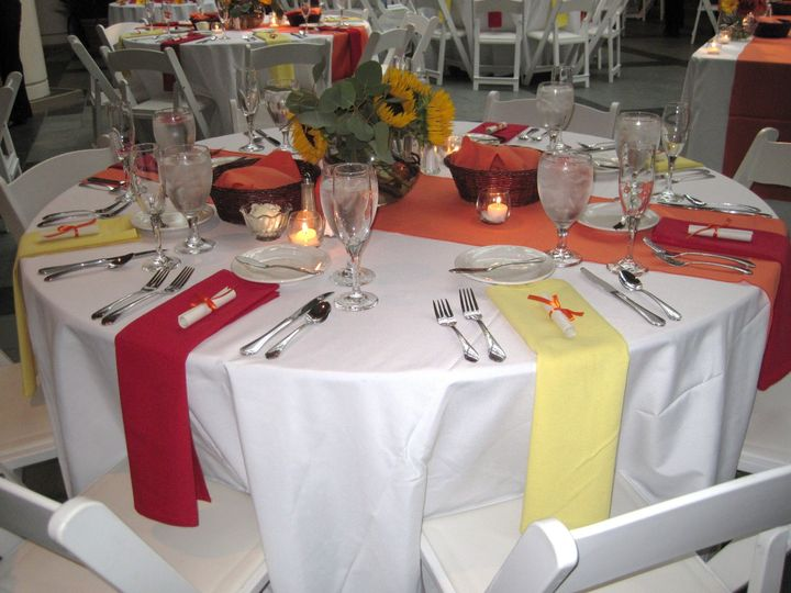 Tmx 1372277750620 Pollock Table On Side Columbus, OH wedding catering