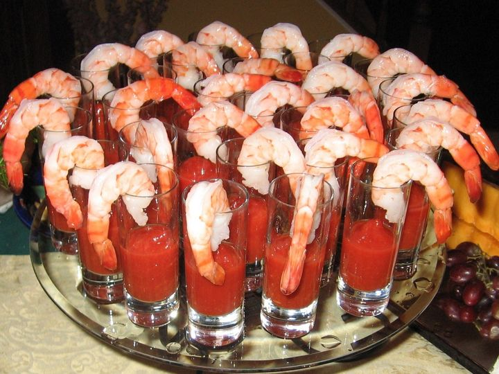 Tmx 1372279054378 Shrimp Cocktail Columbus, OH wedding catering