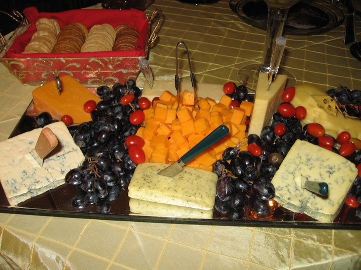 Tmx 1372279089059 Cheese Grapes  Cheese Columbus, OH wedding catering