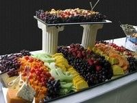 Tmx 1456930566157 Fruit Display  Columbus, OH wedding catering
