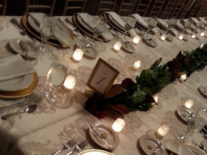 Tmx 1456930614588 Tuscan Table At The Vault  Columbus, OH wedding catering