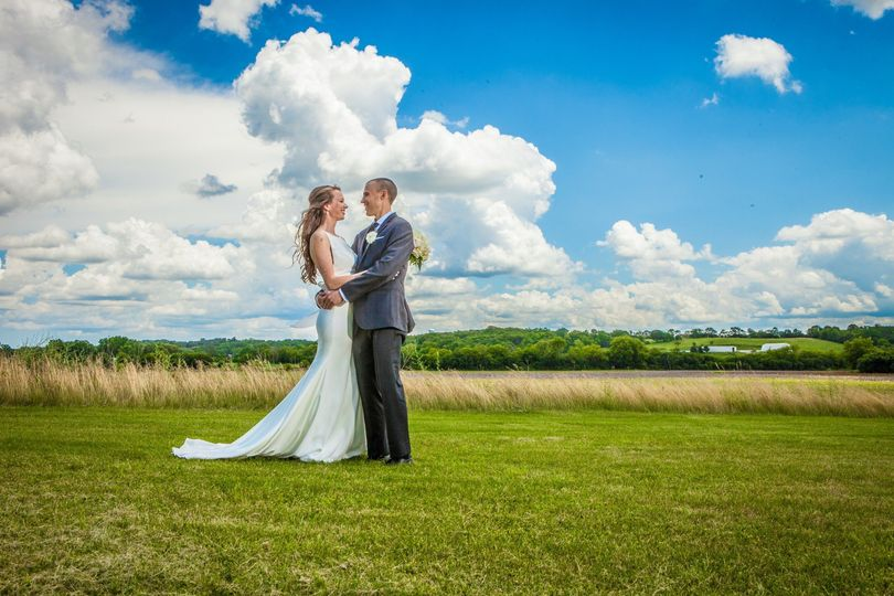 Beneath vibrant blue skies (Kathy McDowell Photography)
