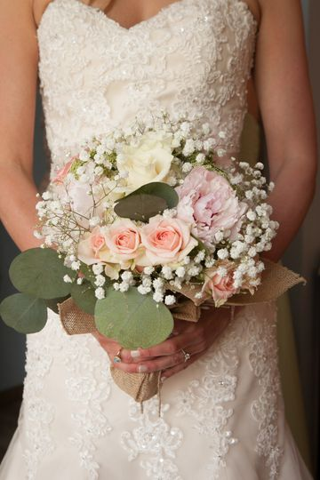 The bouquet (Kathy McDowell Photography)