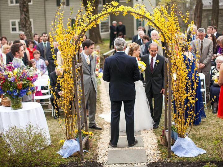 Tmx 1345657165436 Ceremony5 Hoboken wedding florist