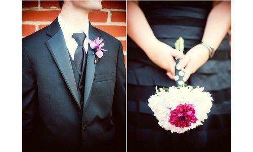 Tmx 1345657359950 Polcadottedbouquet Hoboken wedding florist