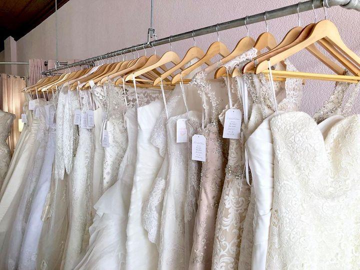Wedding dresses Dubuque, IA