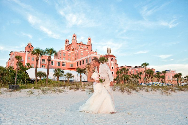 Gulf Beach Weddings Planning Saint Petersburg Fl