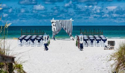 Gulf Beach Weddings 1