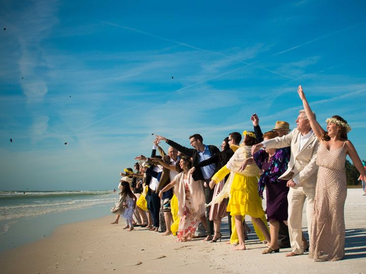 Tmx 1437512275790 Siesta Key 12 Blessing Stones Saint Petersburg wedding planner