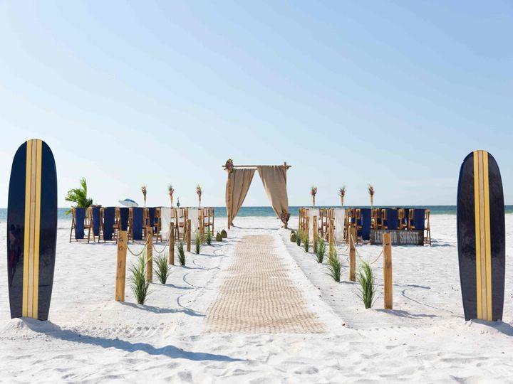 Tmx 1479683412387 Beach Luau Saint Petersburg wedding planner