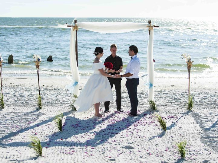 Tmx Arch Upgrade Sunset Beach 51 119181 Saint Petersburg wedding planner