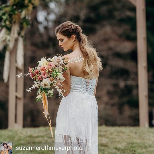 Whidbey Island Bride