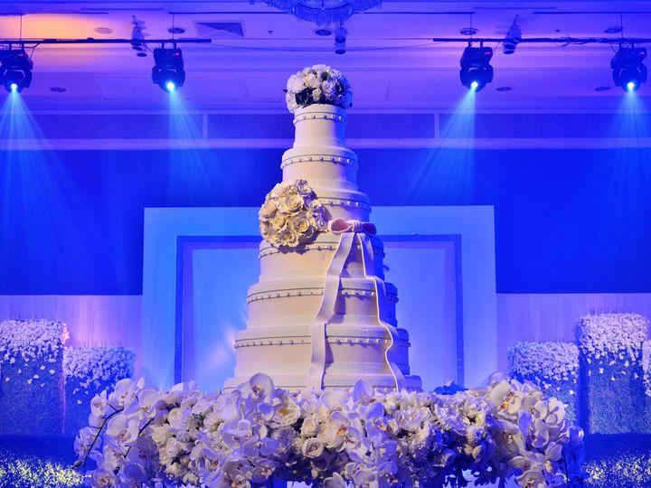 Tmx 1427122447139 Photodune 2576586 Wedding Cake With Stage Lighting Hialeah wedding dj