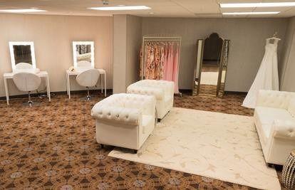 Grace suite preparation area