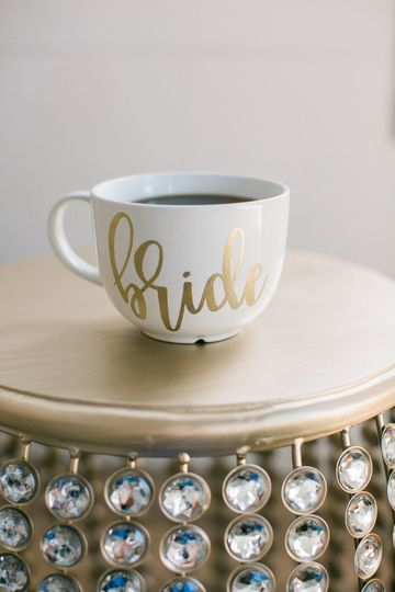 Tea for the bride