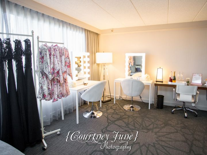 Tmx 1513703998239 Sheraton Day Dream Dressing Room 03 Minneapolis, MN wedding rental