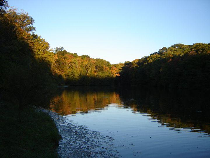 Sharon Woods Lake