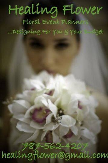 Healing Flower Floral Event Planners