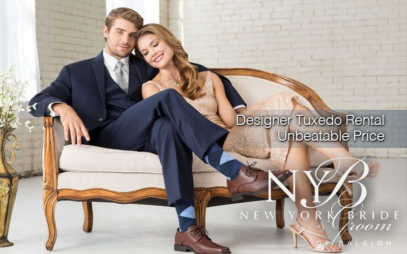 new york bride groom of raleigh tuxedo rental