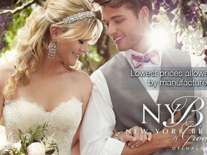 Tmx 1459378693861 2  New York Bride  Groom Of Raleigh  Lowest Prices Garner wedding dress
