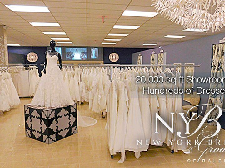 Tmx 1459378712291 5 New York Bride  Groom Of Raleigh  Large Showroom Garner wedding dress