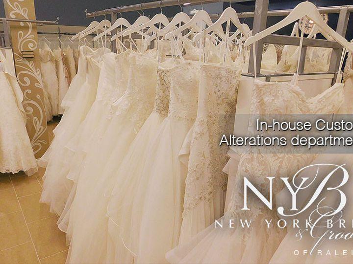 Tmx 1459378718875 6 New York Bride  Groom Of Raleigh  Custom Alterat Garner wedding dress