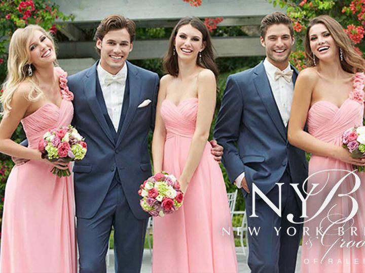 Tmx 1459378723794 7 New York Bride  Groom Of Raleigh Garner wedding dress