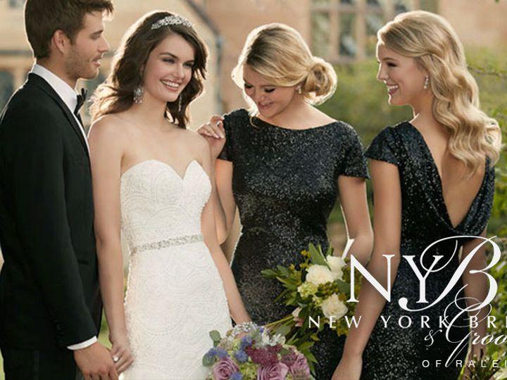 Tmx 1459378728517 8 New York Bride  Groom Of Raleigh Garner wedding dress