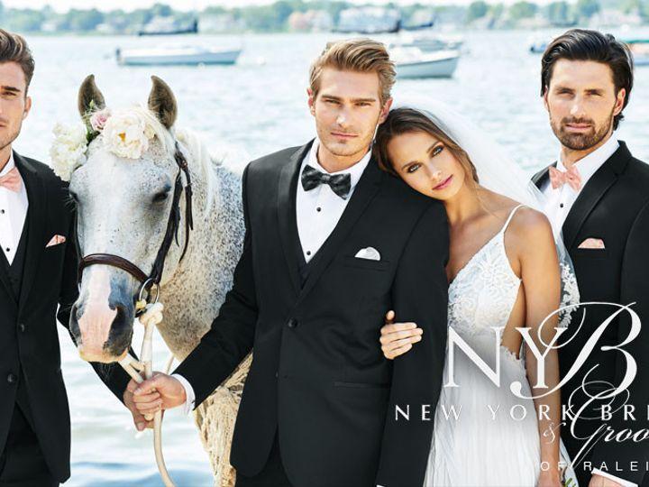 Tmx 1459378738419 10 New York Bride  Groom Of Raleigh Garner wedding dress