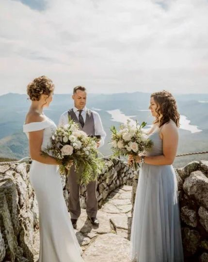 A beautiful Whiteface wedding!