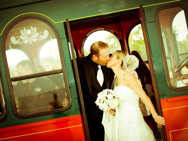 Tmx 1358962139527 RandGkissoutside Plymouth, MA wedding transportation