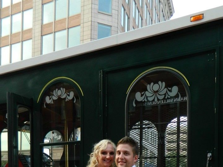 Tmx 1383154122058 Meg And Ale Plymouth, MA wedding transportation