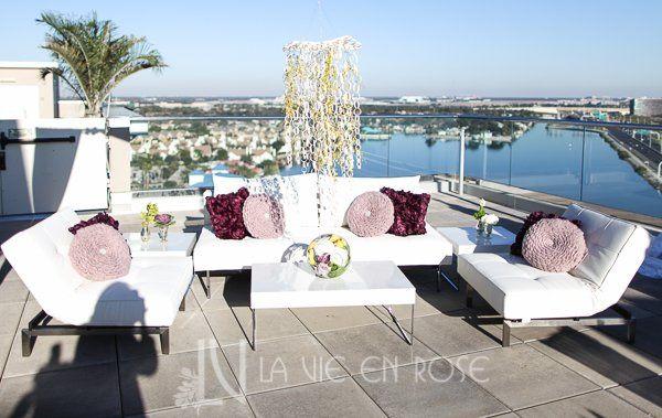 Tmx 1356135659425 Lavieenrosepurpleroseyelloworchidchandelierwhiteloungefurnitureweddingwestintampa Tampa, FL wedding florist