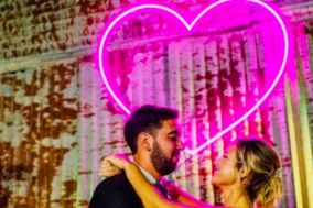 Wedding Neon Signs Riviera Maya