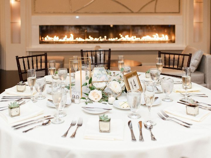 Tmx The Villa Grand Ballroom May Wedding Lauren And Andy Centerpiece 51 635281 158403487447006 East Bridgewater wedding venue