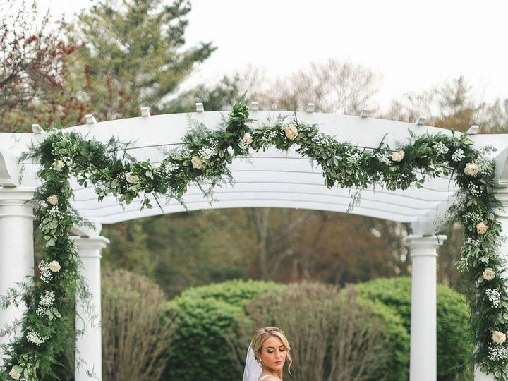 Tmx The Villa Grand Ballroom May Wedding Morgan And Jared Bride Portrait 51 635281 158402943874907 East Bridgewater wedding venue