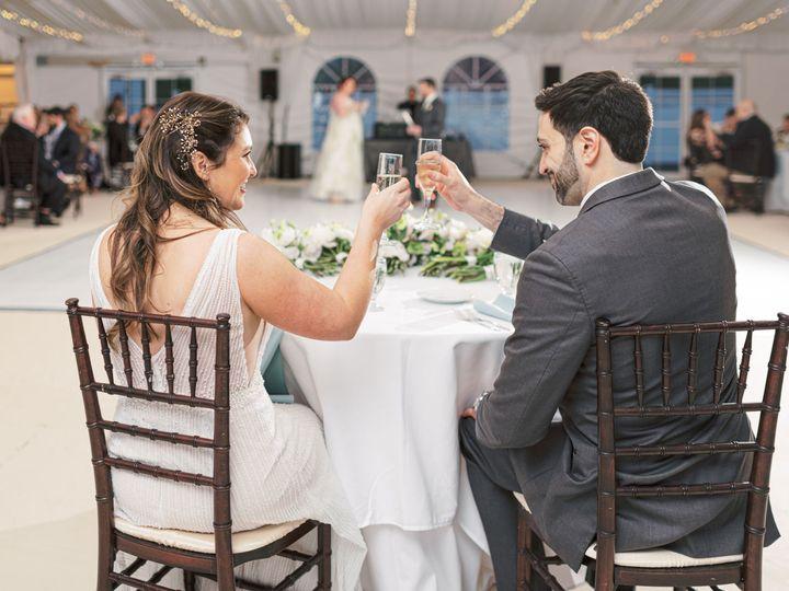 Tmx Villa Tent May Wedding Bride And Groom Toast 51 635281 158402949575176 East Bridgewater wedding venue