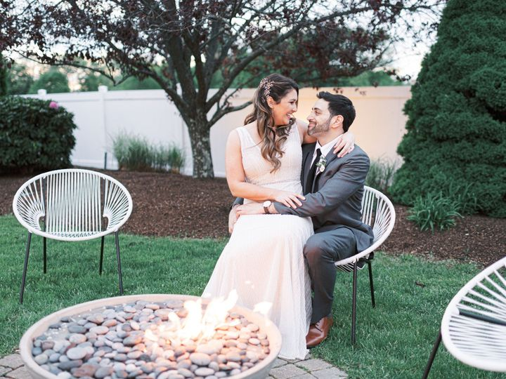 Tmx Villa Tent May Wedding Sitting By Fire Pit 51 635281 158402949668132 East Bridgewater wedding venue