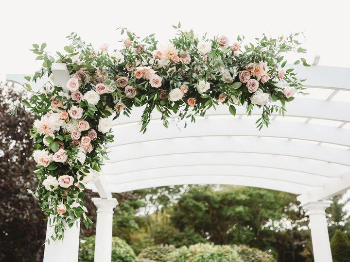 Tmx Villa Tent Wedding Pergola Floral Decor 51 635281 158403401042888 East Bridgewater wedding venue