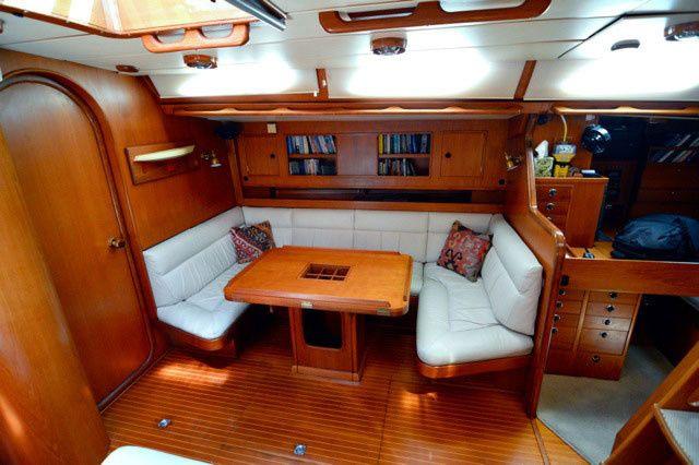 sf charter sailboat salo
