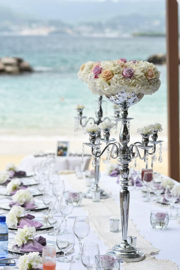 Beach wedding in Grenada